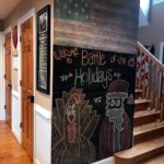 Cuz its Thanksgiving and Christmas up in here thanksgivingchristmas chalkboardart